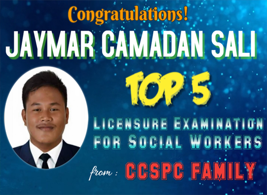 Top 5 - Licensure Examination for Social Workers